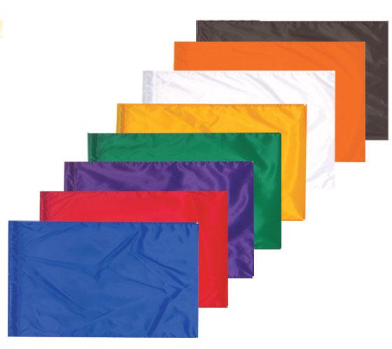 Twirl Baton Flags: Polychina Silk