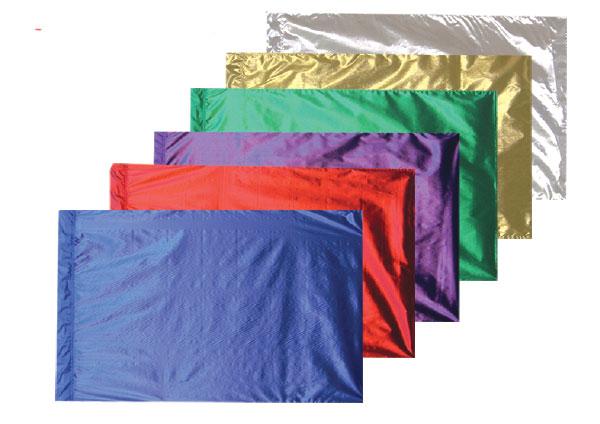 Twirl Baton Flags: Lamé