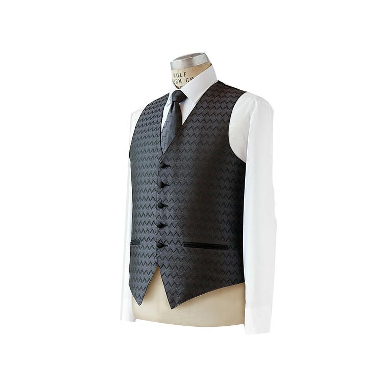 Full Back Vests: Style 132V