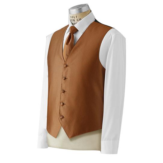 Full Back Vests: Style 156V, Majestic