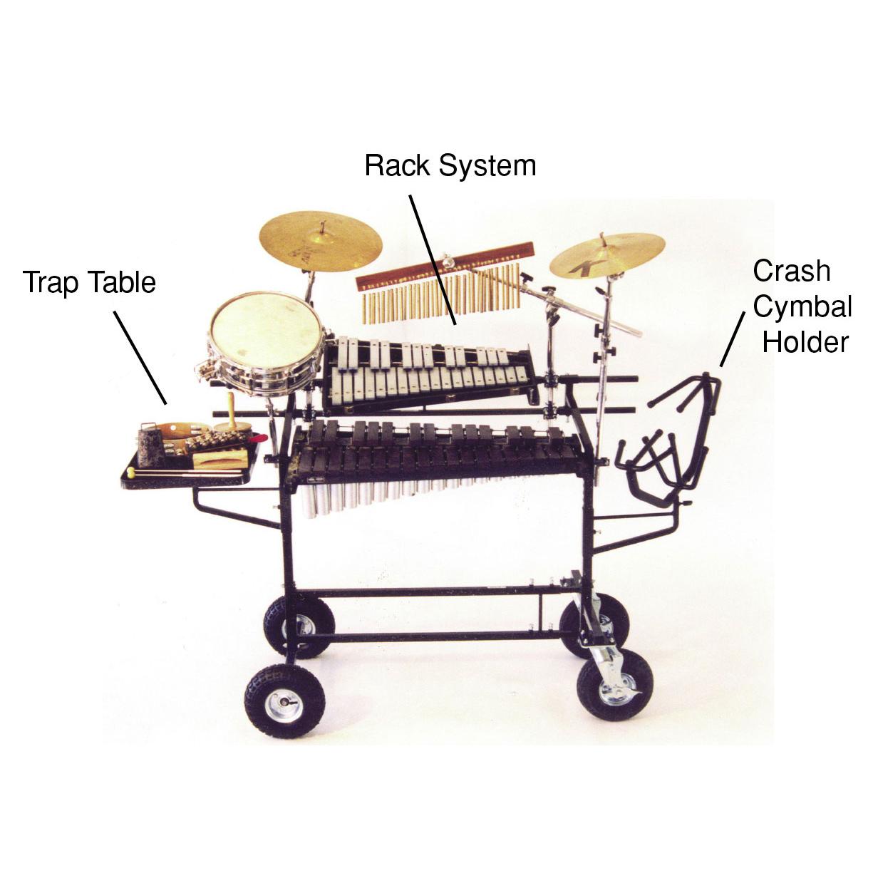 All-Terrain Keyboard Cart