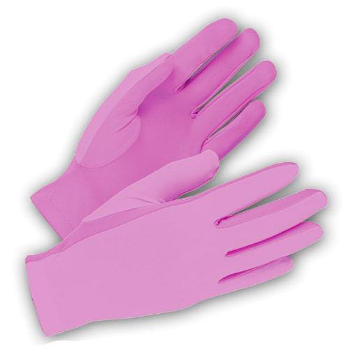 Cotton Gloves, Pink