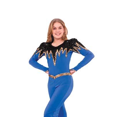 Guard Uniforms: Style 8069 Jumpsuit