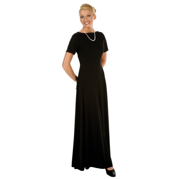 Juliet Concert Dress, Short Sleeve