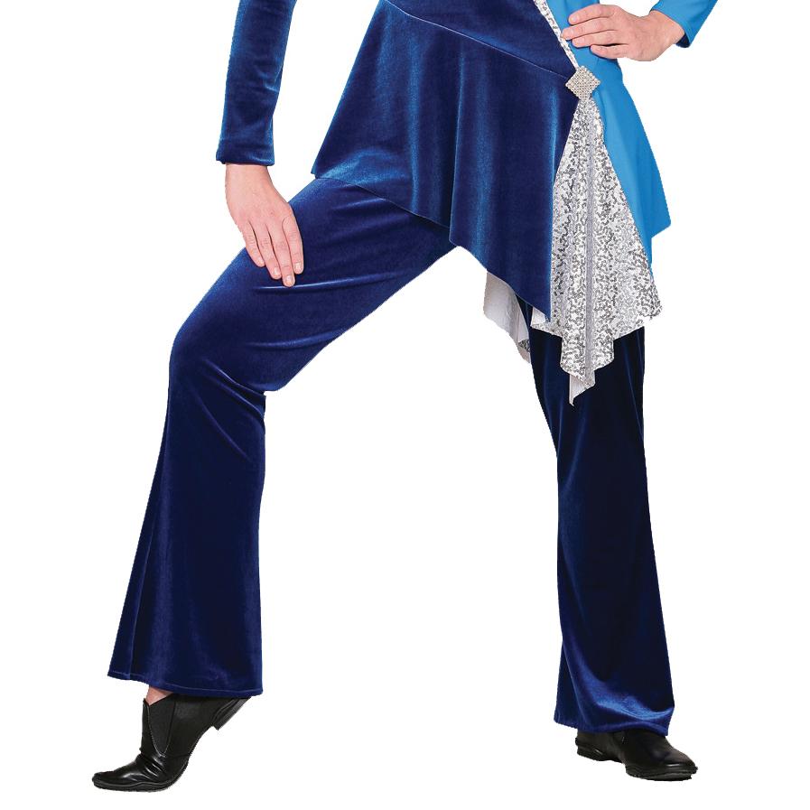 Guard Uniforms: Diamonte Pants