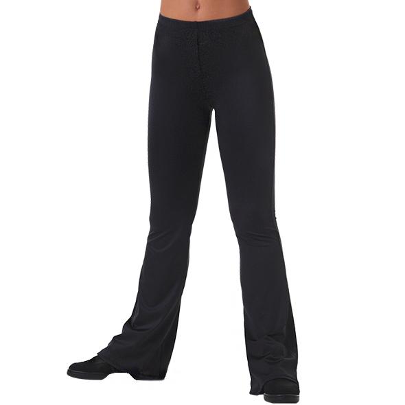 Lycra Flare Pants (Black)