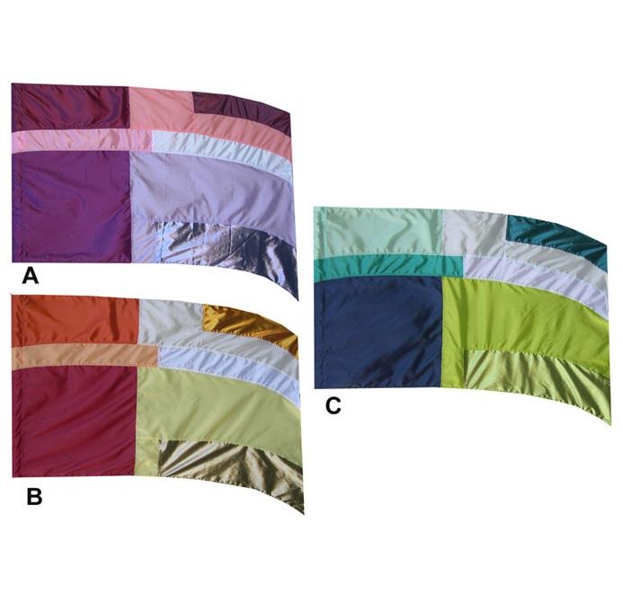 Custom Flags: Javier Sosa Collection JAS-001