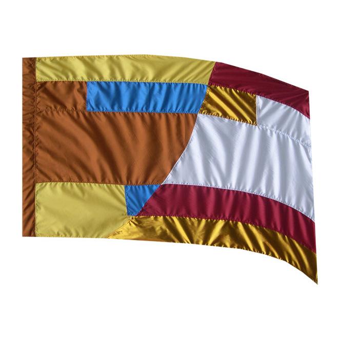 Custom Flags: Javier Sosa Collection JAS-002