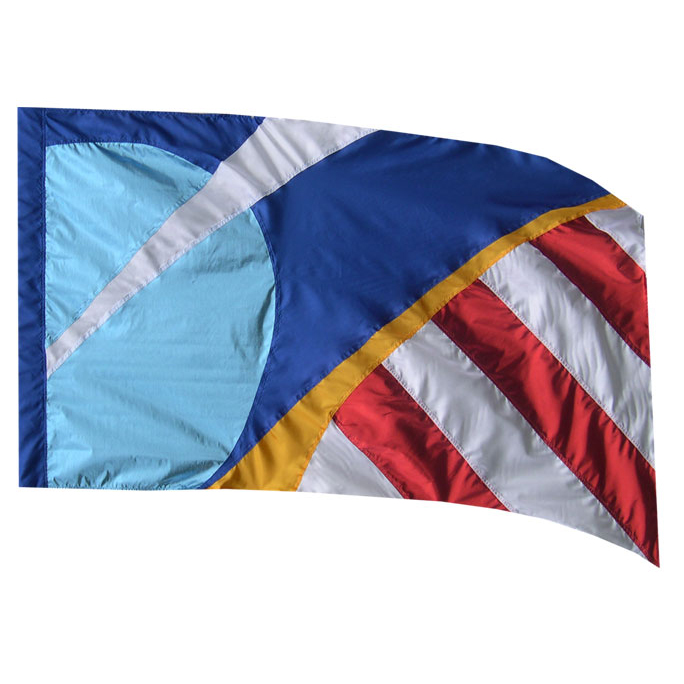Custom Flags: Javier Sosa Collection JAS-003