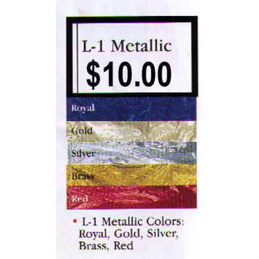 L-1 Lamé Flags