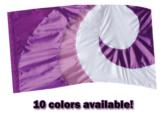 Lava Wave Flags