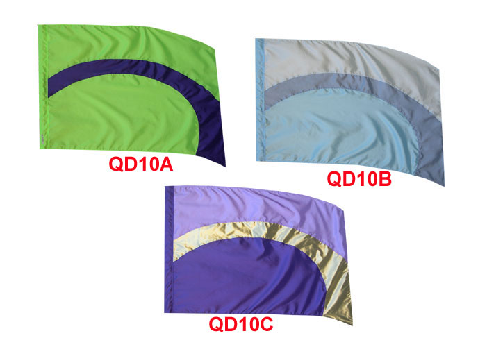 Quick Delivery Flags: Style 10