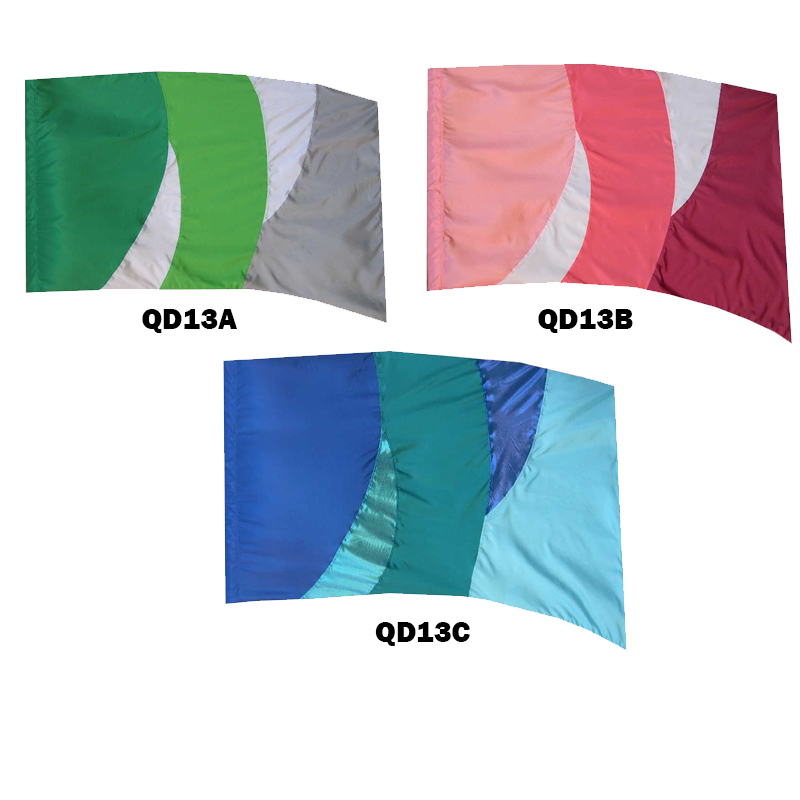 Quick Delivery Flags: Style 13