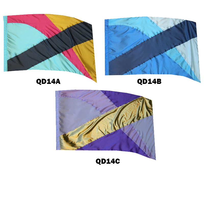 Quick Delivery Flags: Style 14