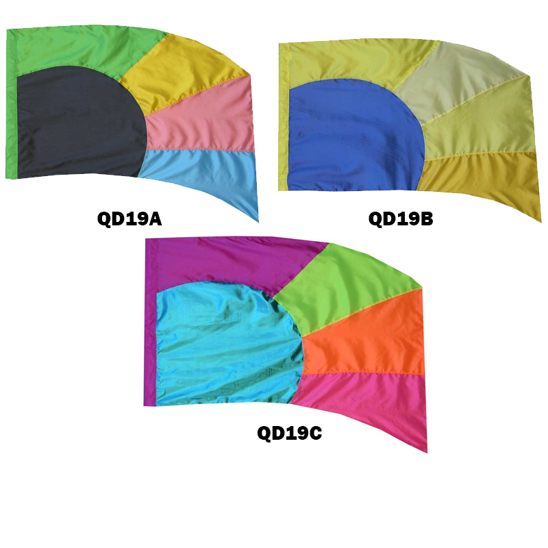 Quick Delivery Flags: Style 19