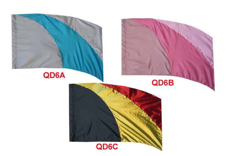 Quick Delivery Flags: Style 6