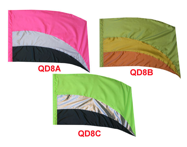 Quick Delivery Flags: Style 8