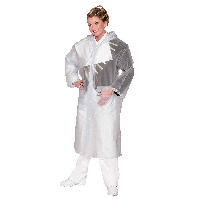 Vinyl Raincoat