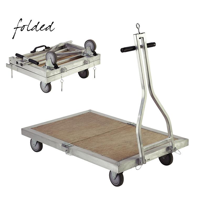Foldable Equipment Cart