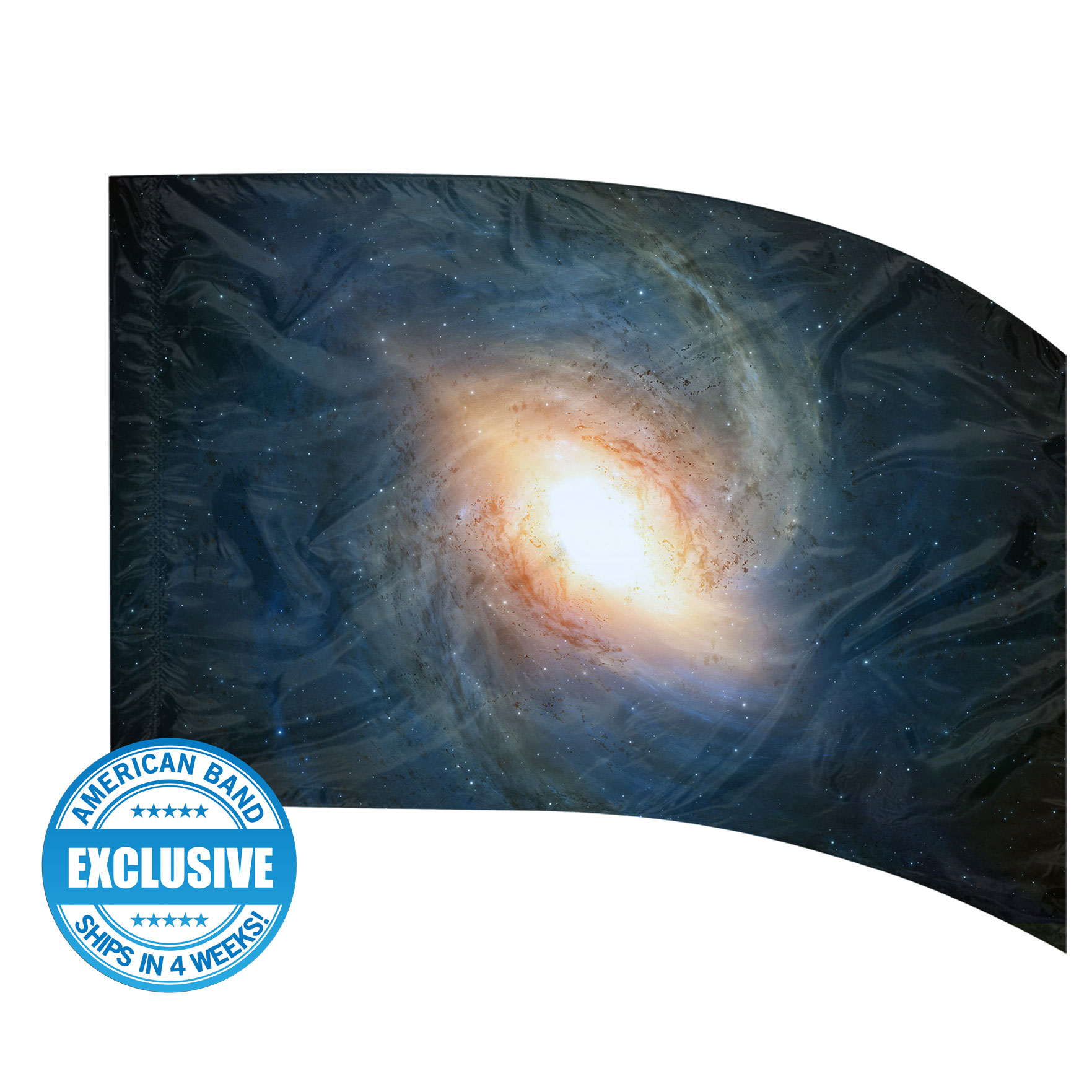 Made-to-Order Digital Cosmos Flags: Style 10