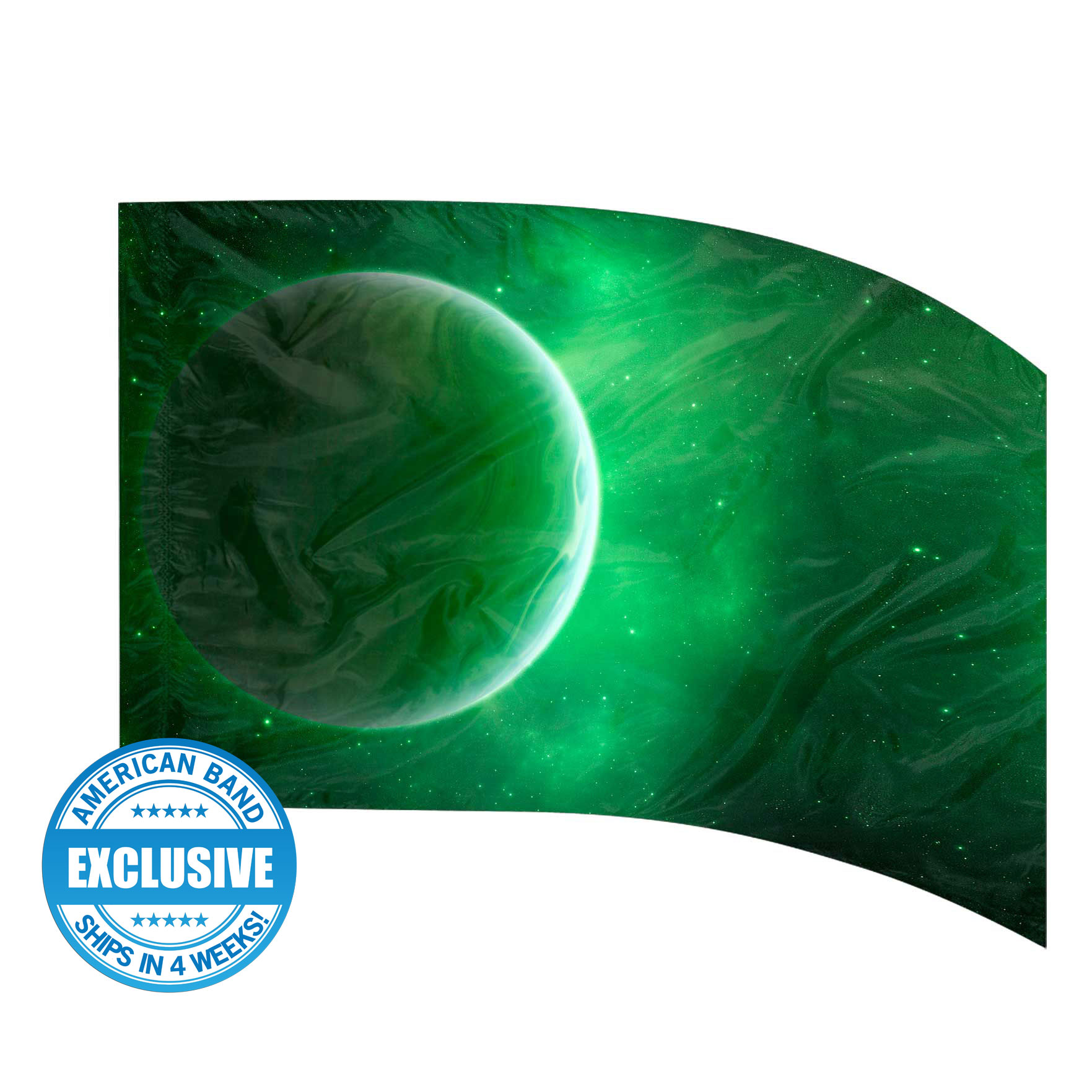 Made-to-Order Digital Cosmos Flags: Style 2