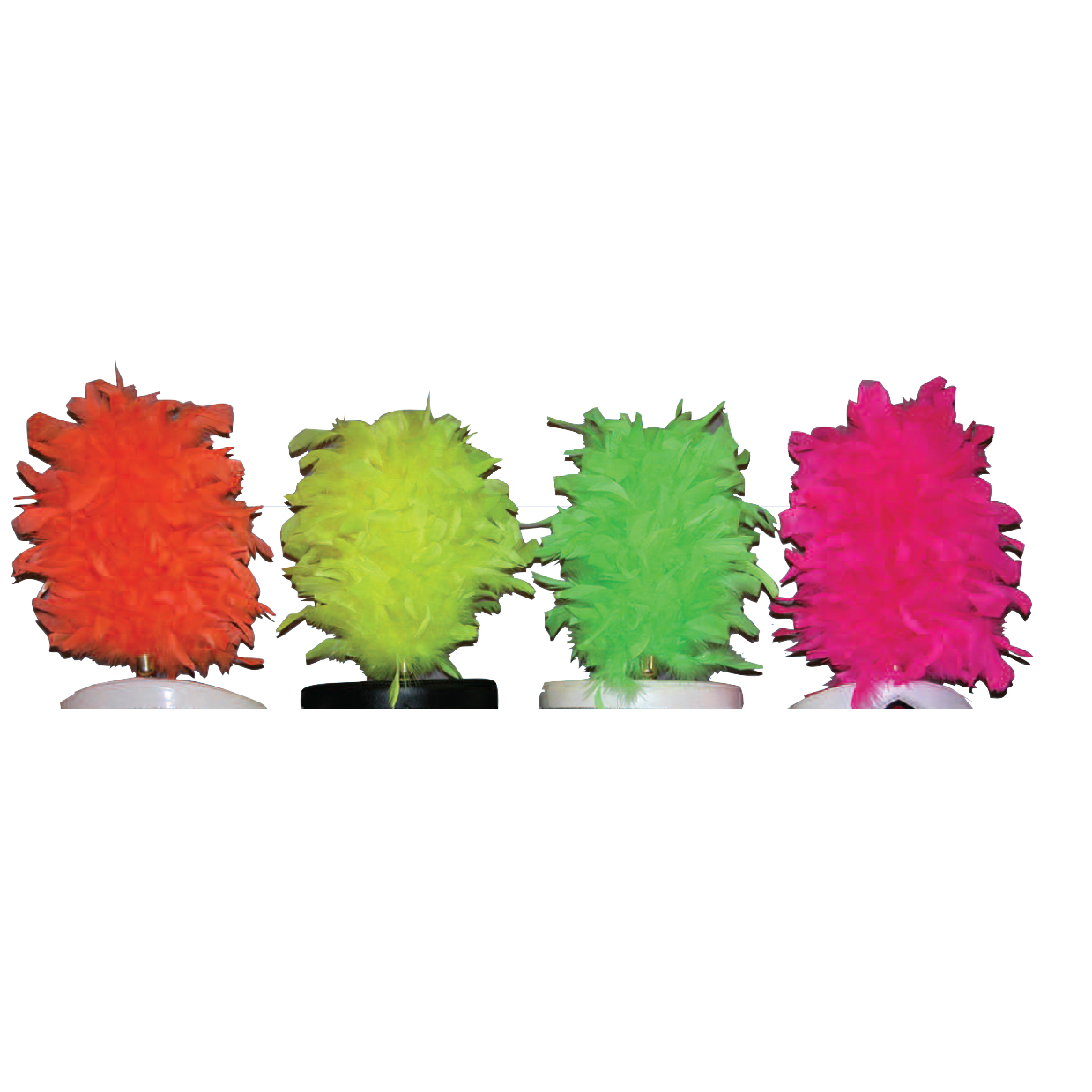 Plumes: French Upright Fluorescent