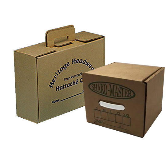 Cardboard Hat Boxes (lot of 25)