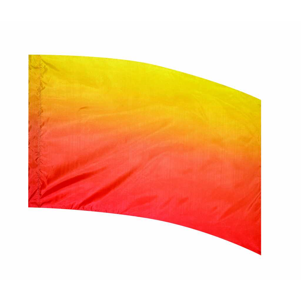 Multi-Shaded PCS Flags: Style 5