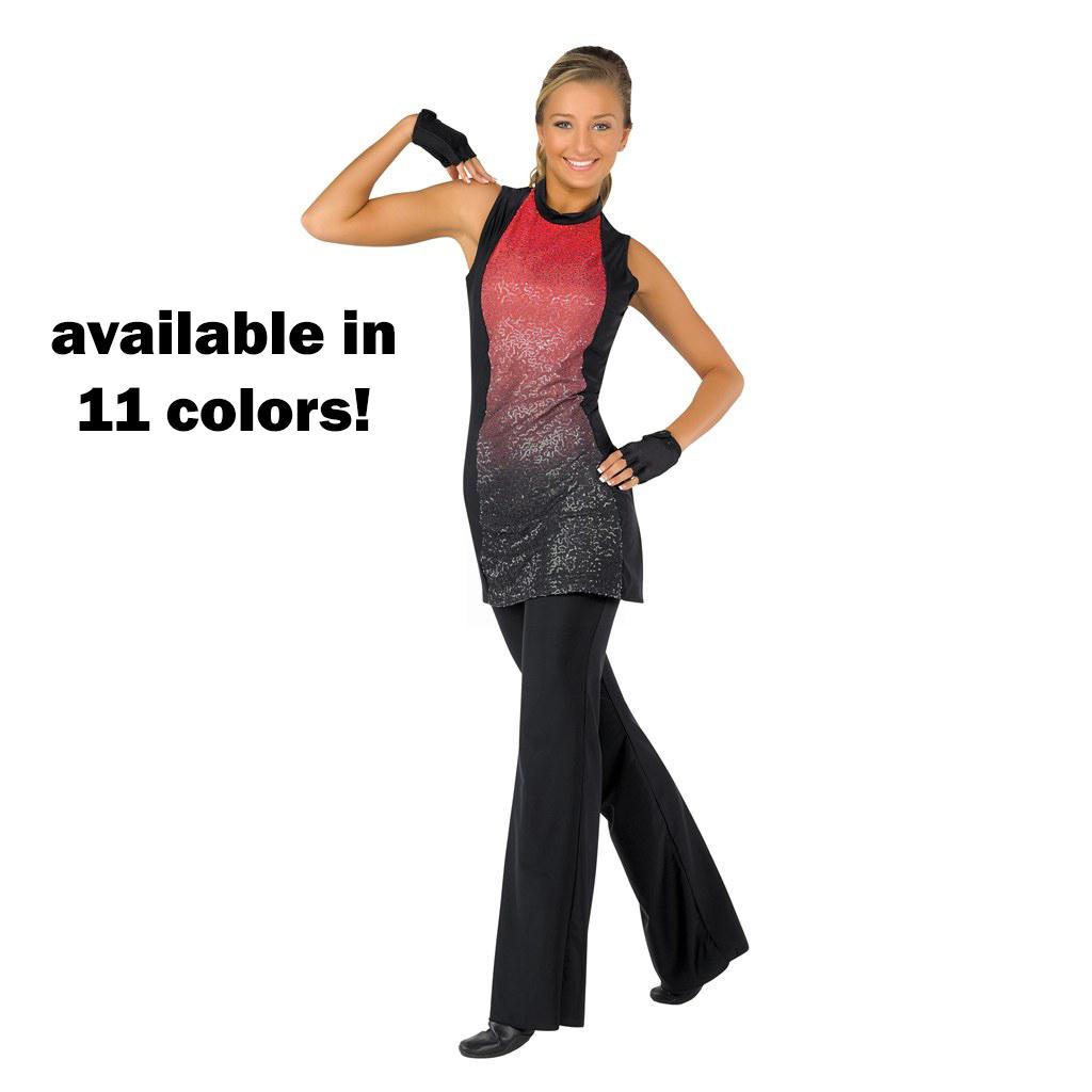 Guard Uniforms: Plex Color to Black