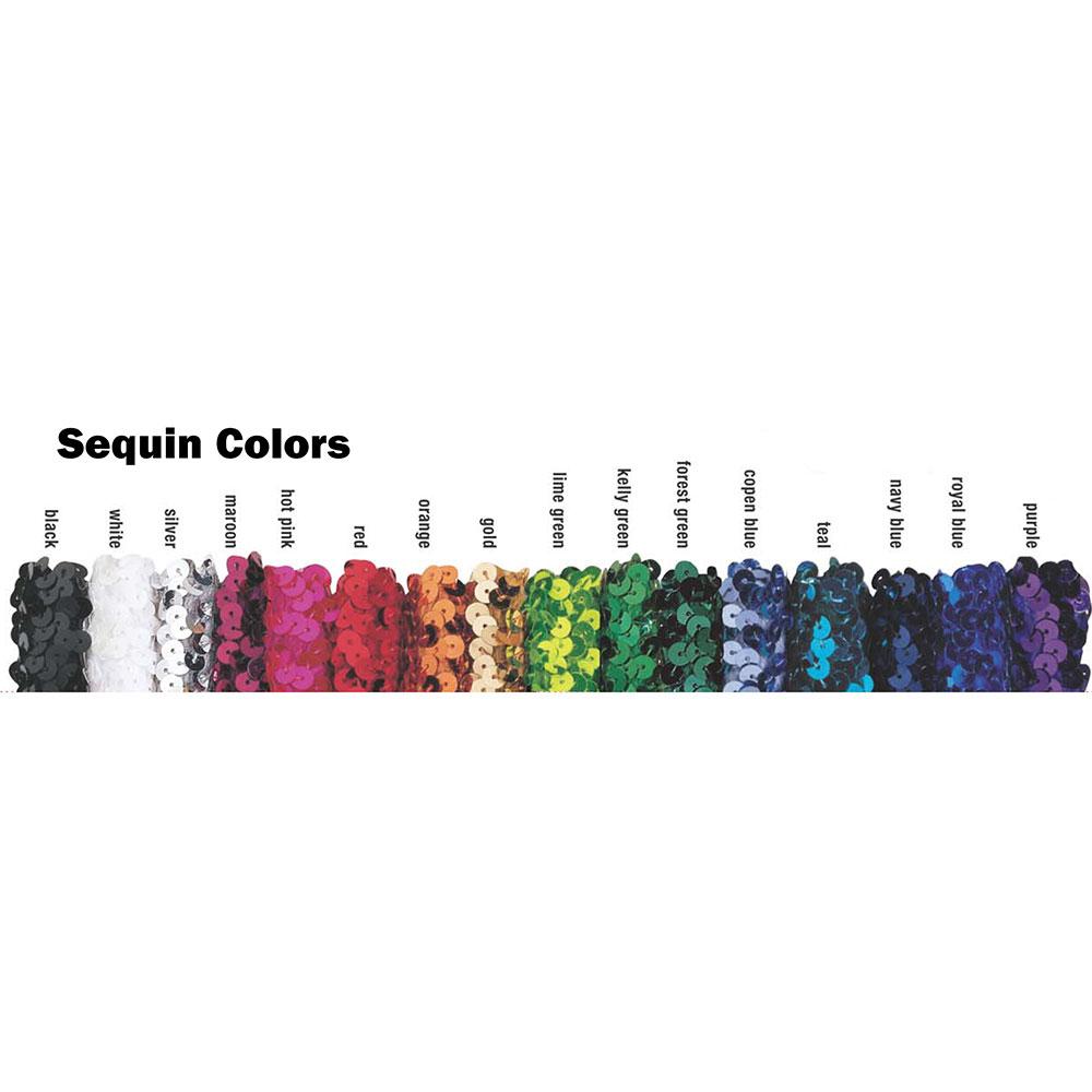 Fabric: Sequin Trim