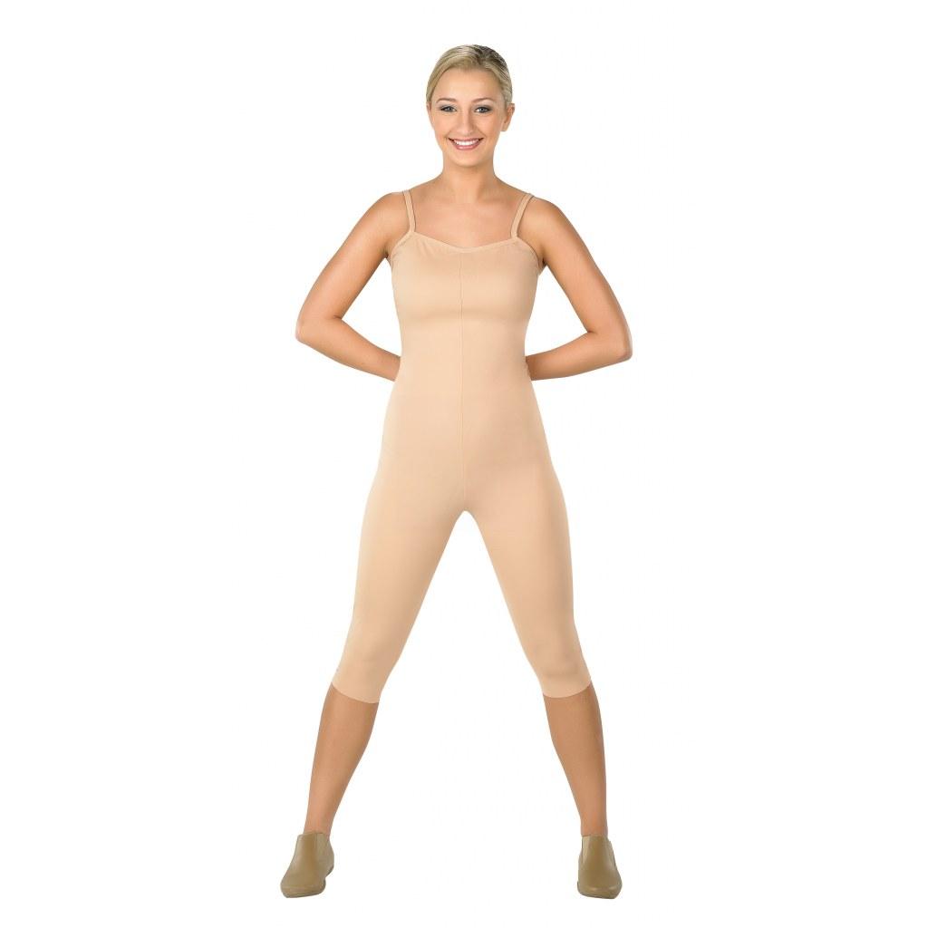 In-Stock Tight-Leg Camisole Unitard